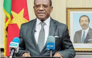 Dion Ngute Receives Encomiums from Cameroonians in his 2nd anniversary as PM