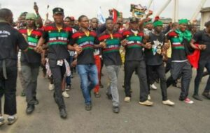 IPOB Says South-East Governors Clueless, Warns Umahi Against Launching Parallel Security Outfit