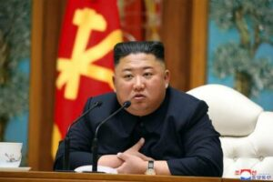 Kim Thanks North Koreans For Support 'In Difficult Times' In Rare New Year Message