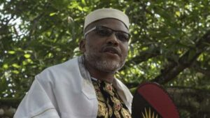 Real Enemy Of Biafra Is British Government – Nnamdi Kanu