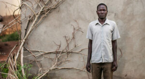 FROM THE FIELD: Ugandan forced to commit 'horrendous acts' as 9-year-old child soldier |