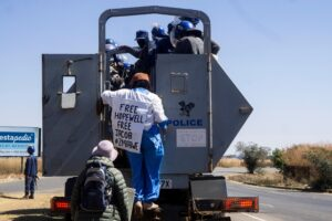European Union Presses Zimbabwe to End Rights Abuses