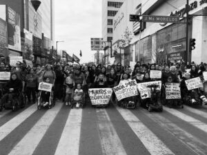 Mexican Senate Takes a Step to Protect Women with Disabilities