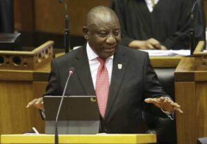 South Africa President Outlines Ambitious Viral and Economic Plans in Annual Address | Voice of America