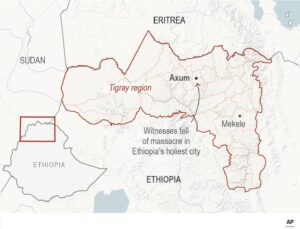 'I Hope to Get Justice,' Tigray Victim's Plea After Eritrean Soldiers Allegedly Massacre Civilians | Voice of America