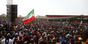 Violence Mars Isoko North PDP Campaign Council Inauguration, People Run For Dear Lives