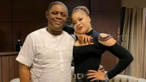 My Ex-Wife Stabbed People While Trying To Kill Me, Our Children—Fani-Kayode