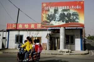 People in China Left Wondering, 'What Happened in Xinjiang?'