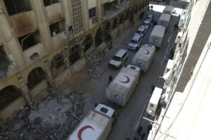 Read more about the article EU-UN Aid Conference Should Focus on Syrians' Rights