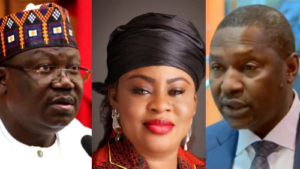N5bn Scandal: How AGF Malami, Senate President Are Frustrating Stella Oduah's Trial