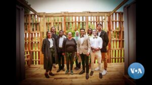 South Africans Construct Award-Winning Zero-Carbon Home   Voice of America