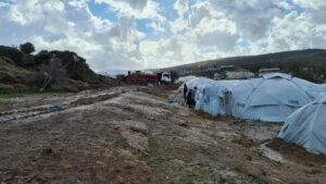 Greece: Lead Contamination Threat to Migrants Unresolved
