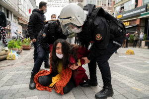 Turkey Resumes its Crackdown on Student Protesters