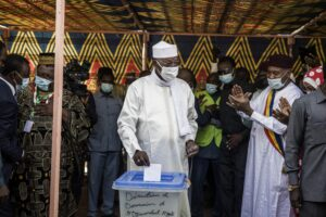 Chad's President Poised to Extend his 30 Years in Power   Voice of America