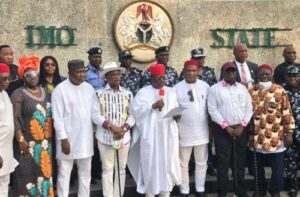 Real Reason S'East Governors Formed Regional Security Outfit, Ebubeagu – Ikpeazu