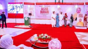 A Scattered Family Can't Fix Nigeria – Nigerians React To Buhari's Absence At Aisha's Book Launch