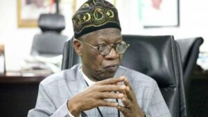 Read more about the article Buhari's Government Detained Several Nigerians Over Free Speech – Group Replies Lai Mohammed Over Twitter's Choice Of Ghana