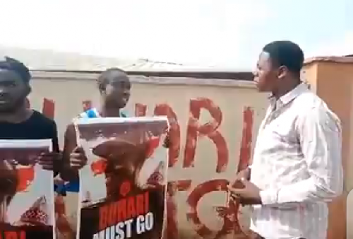 Kogi Hoodlums Torture Buhari-Must-Go Protesters, State Govt Supports Assault On Campaigners
