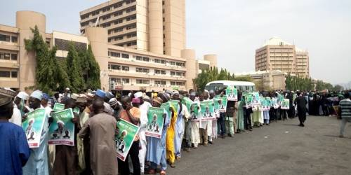 South-West Shiites Accuse Nigerian Government Of Sponsoring Terrorists With Millions Of Dollars