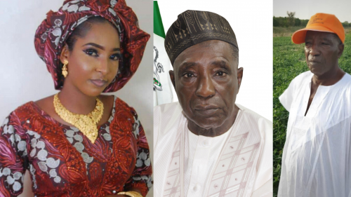 74-year-old Nigeria's Agric Minister, Nanono Secretly Marries 18-year-old Girl