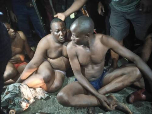 PDP South-West Congress: Police Arrest 10 Hoodlums With Guns, Others