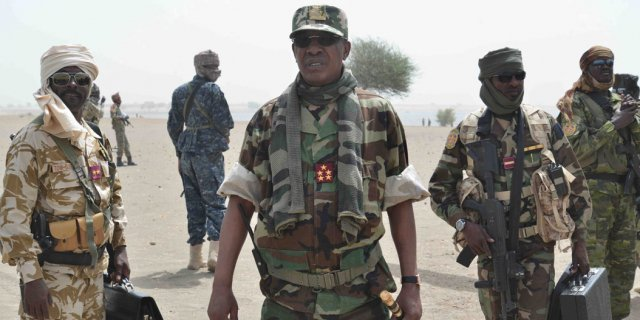 Breaking: Chadian President Idris derby killed by rebels