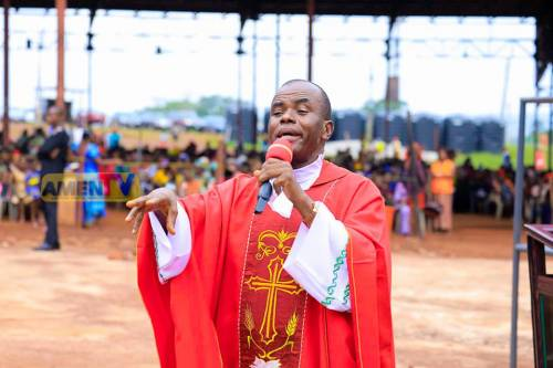 Buhari Will Suffer If He Fails To Show Nigerians One Thing—Father Mbaka