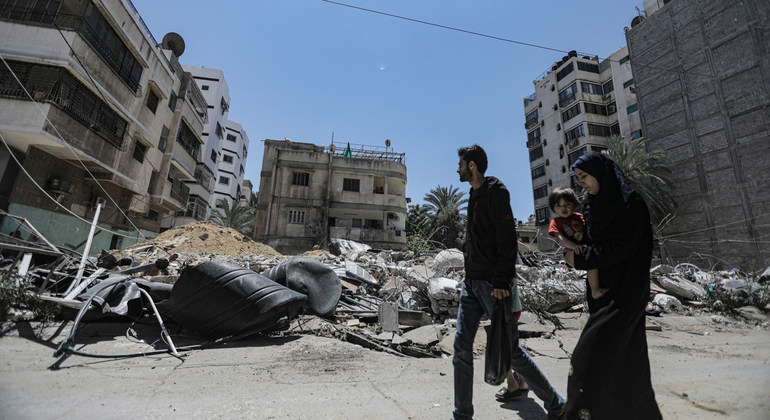 Security Council calls for 'full adherence' to Gaza ceasefire, focus on two-State solution |