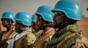 Read more about the article One blue helmet lost is 'one too many': UN peacekeeping chief reports spike in 2021 fatalities |