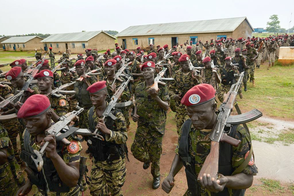 South Sudan's Arms Embargo Still Crucial for Civilian Protection