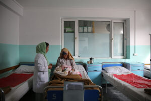 Afghanistan: Health Care for Women Hit by Aid Cuts