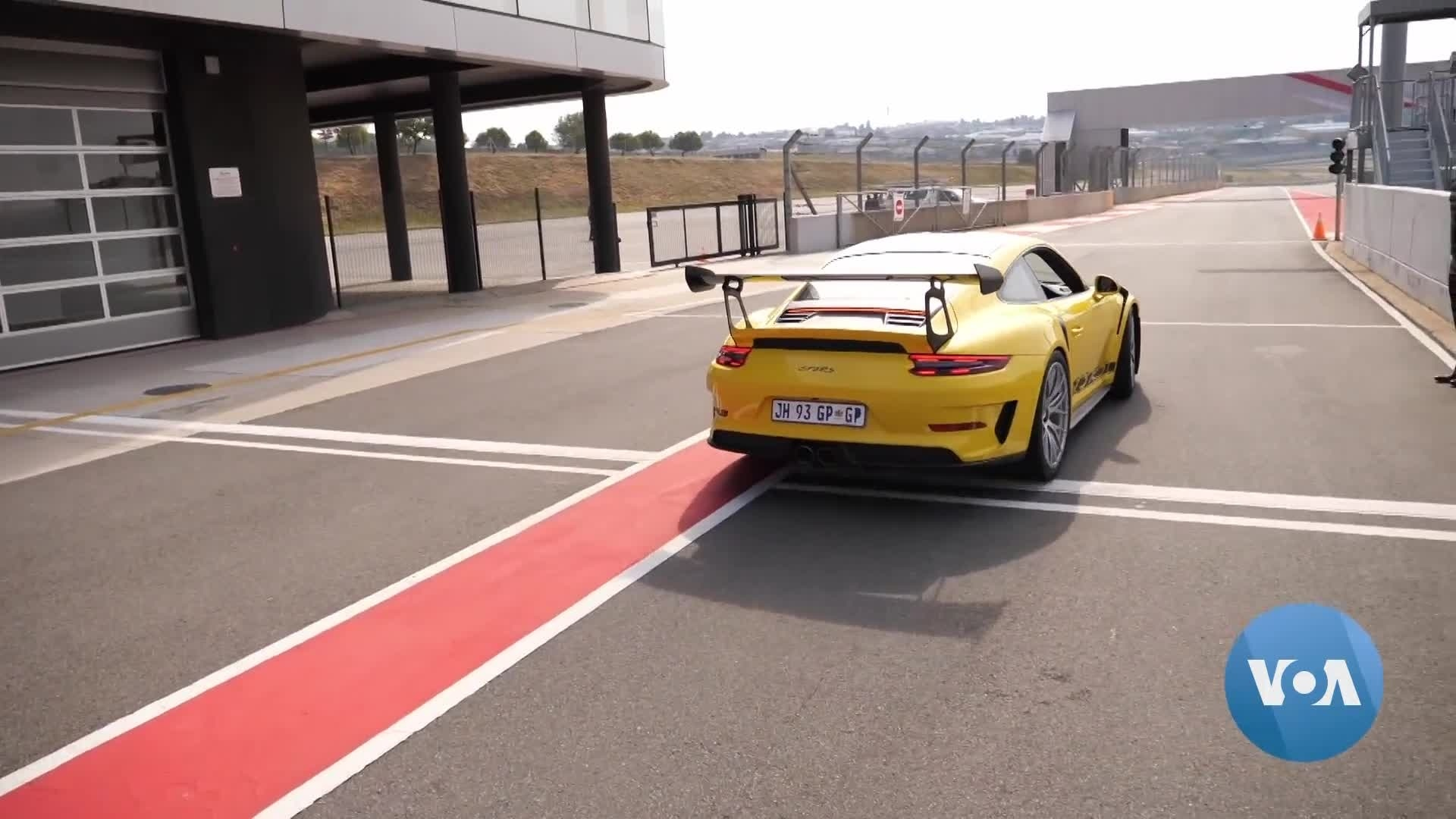 Updated Circuit Revives Hope for Formula One Racing in South Africa   Voice of America