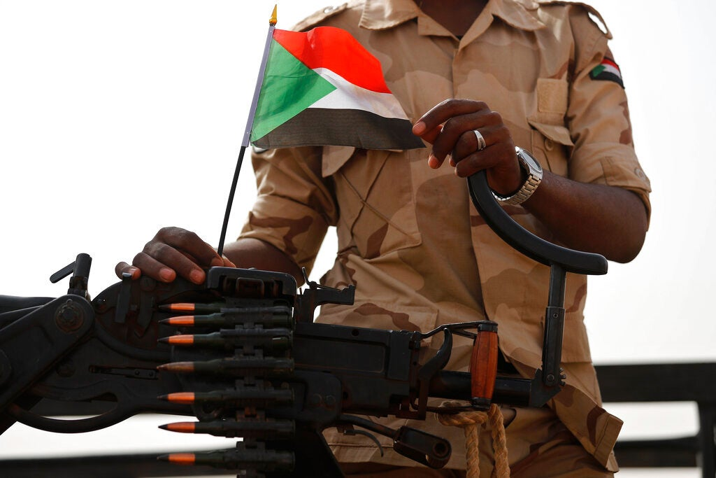 Read more about the article Sudan's Planned Joint Force Threatens Rights-Abiding Transition