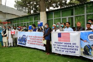 Afghanistan: Exiting Forces Should Protect Interpreters