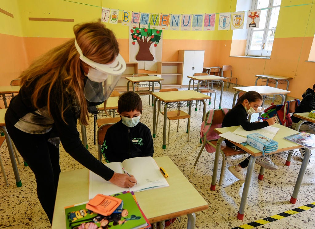 Italy: Students with Disabilities Included in Covid-19 Education Plans