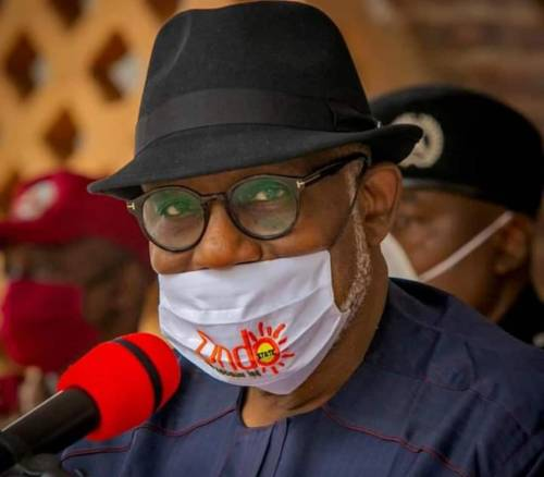 I Travelled To Thailand To Study Cultivation Of Cannabis–Governor Akeredolu