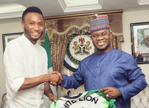 As Your Career In Football Flames Out, Another Starts In Sycophancy—Sowore Blasts Mikel Obi Over Support For Governor Yahaya Bello