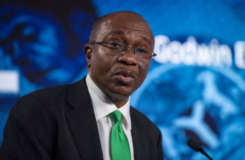 EXPOSED: Nigeria's Central Bank Governor, Emefiele Bribes, Silences National Assembly Members With Bureau de Change Licences