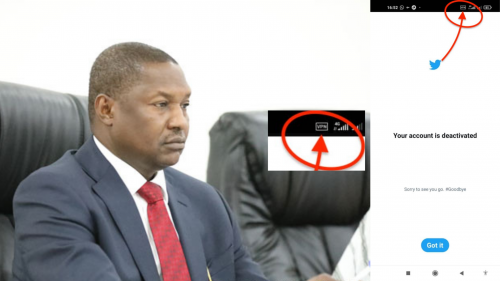 REVEALED: How Malami Downloaded VPN, Logged Into Twitter To Deactivate Account