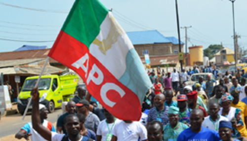 Read more about the article Yobe Top Government Official Reduced To APC's Mouthpiece, Issues Statement On Ward Congress