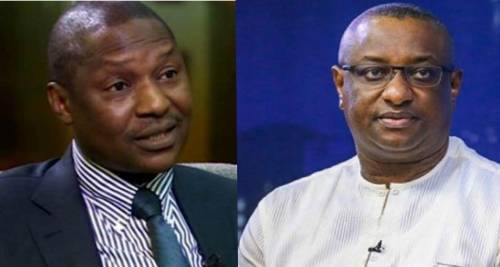 Read more about the article Cracks In Buhari Government As Attorney-General Malami Counters Keyamo Over APC Leadership